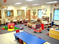 Linck Childcare Center Inside