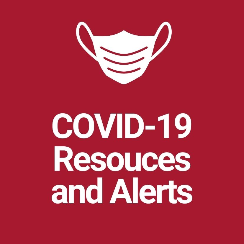 COVID-19 Resources and Alerts