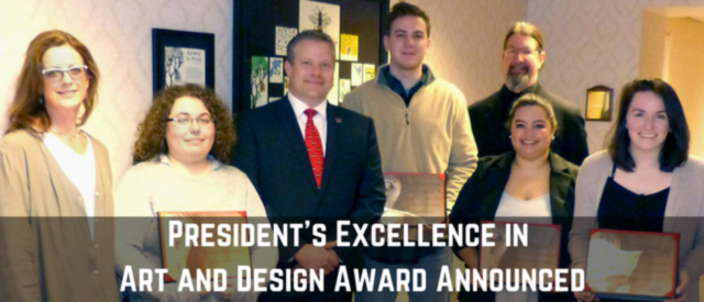 President���s Excellence in Art and Design Award Announced