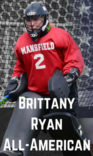 Brittany Ryan Named All-American