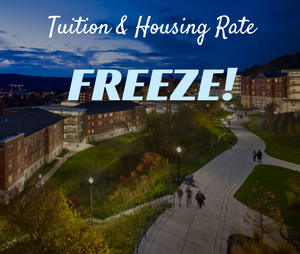 FREEZE Tuition and Housing