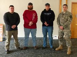 Military-Veteran Student Organization Officers