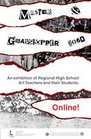 Master and Grasshopper Poster