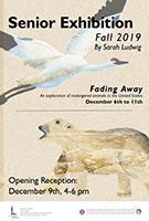 Sarah Ludwig Senior Exhibition Poster