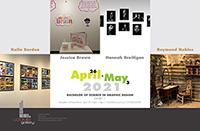 Senior Exhibit Poster, Exhibit 1, 200px