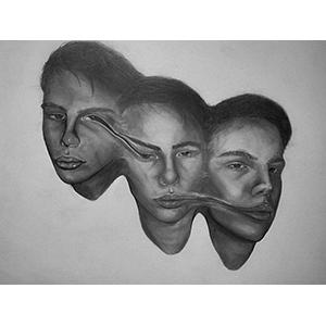 Image of Kaiden Cracknell's Semblance, Graphite