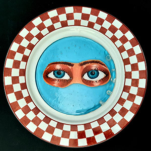 Image of Gianna Backner's The Eyes in Which We Feed, Plexi