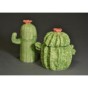 Image of Michaela Cawley's Cactus Containers, Ceramic