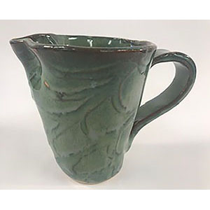 Image of Jasmine Cook's Pouring Pot, Clay