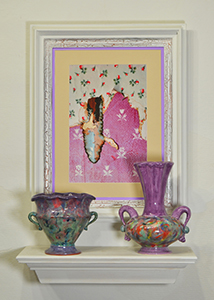 Image of Mark Corwine's Domestic Arts No. 7, Mixed Media.JPG