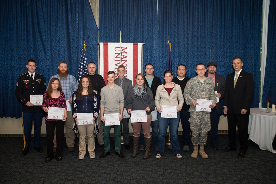 Scholarship Recipients 2015-16